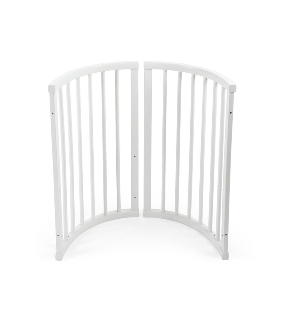 Stokke® Sleepi™ End section R, Blanco, mainview view 38