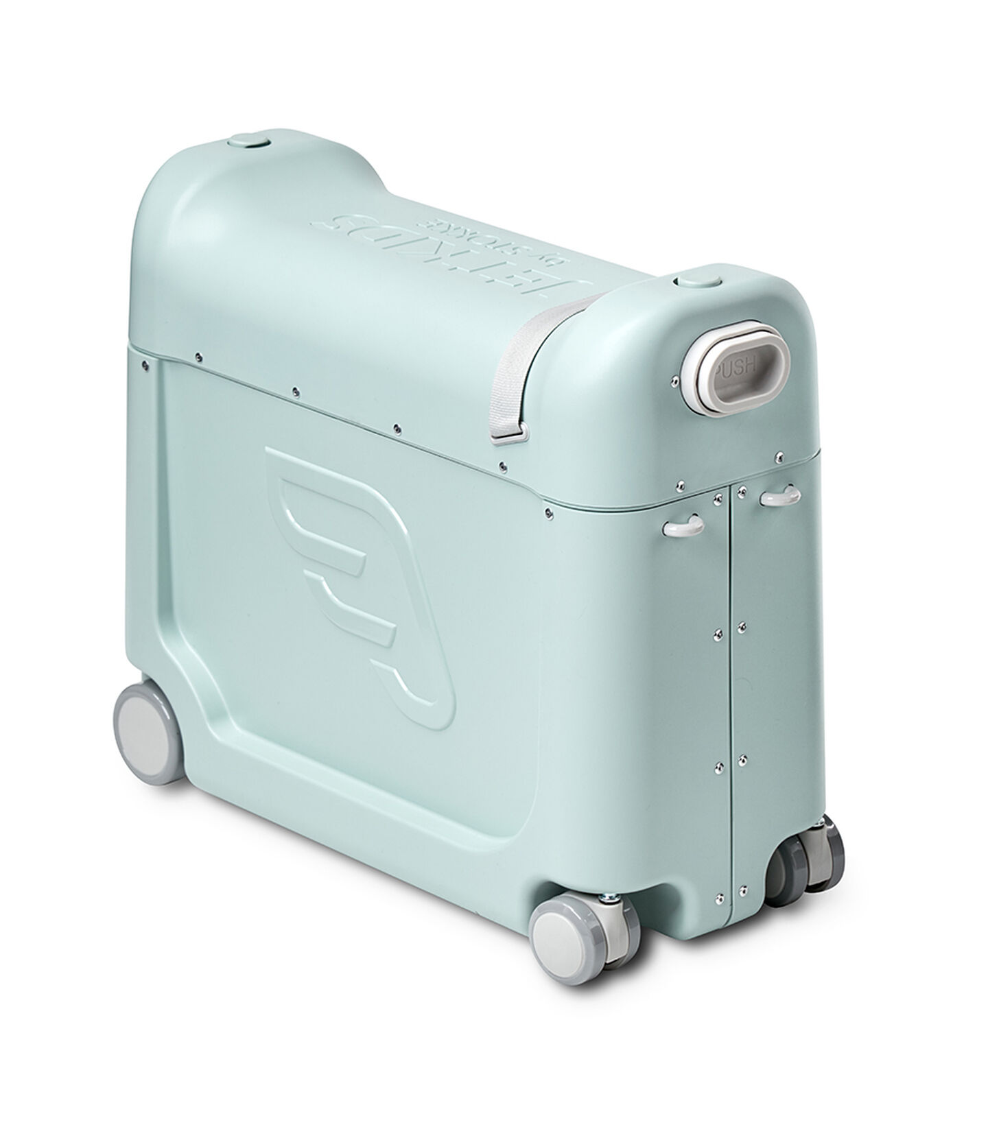 JetKids by Stokke® RideBox Green, Green Aurora, mainview