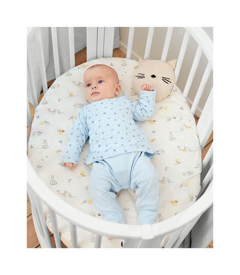 Stokke® Sleepi™ Mini - Łóżko mini White, White, mainview view 5