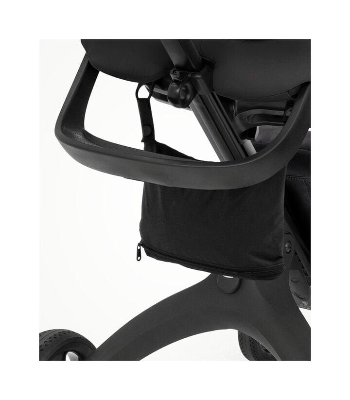 Stokke® Xplory® X regenscherm, Black, mainview view 1