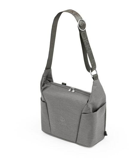 Stokke® Xplory® X Changing Bag Modern Grey. Accessories. view 3