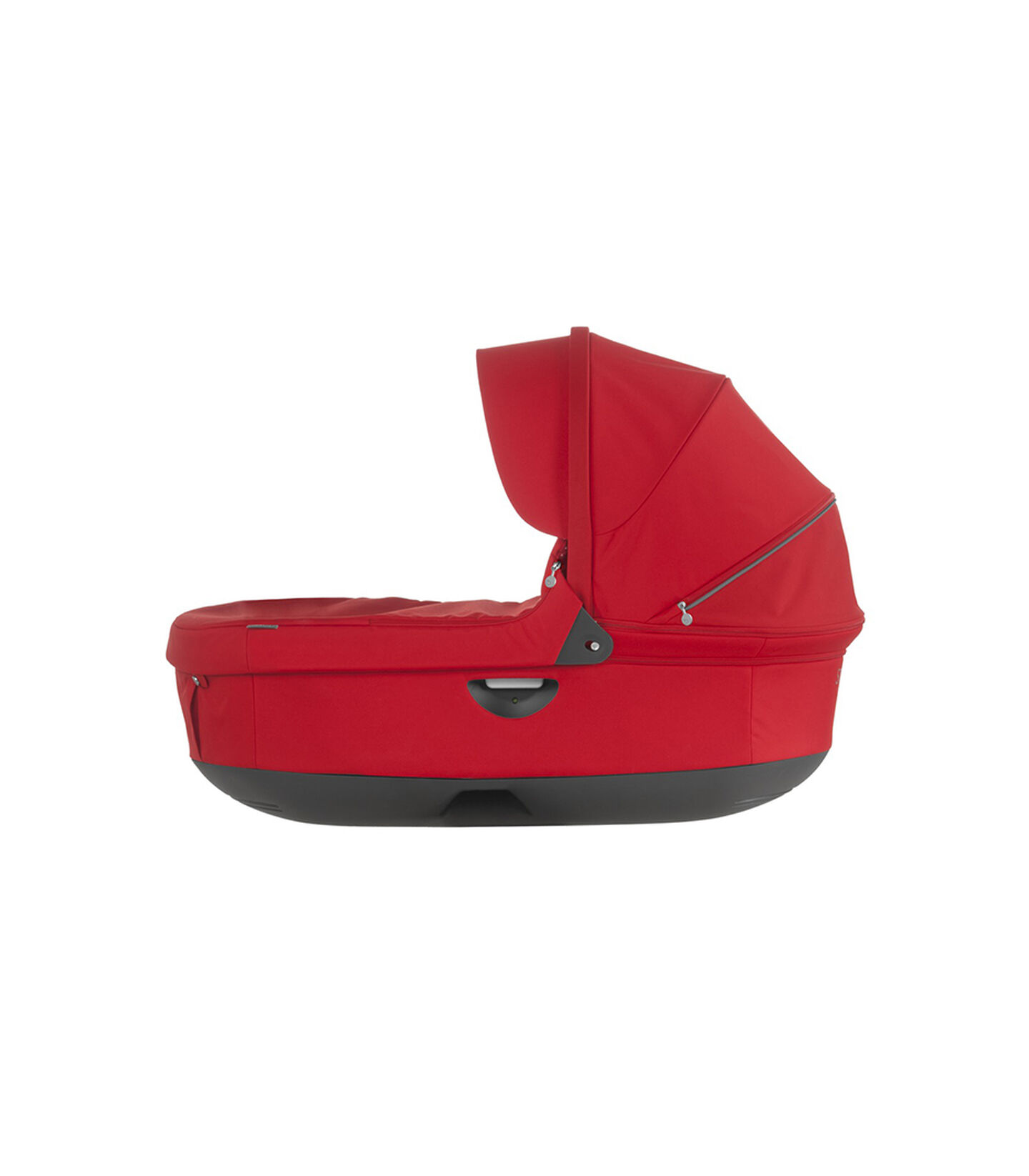 Stokke® Stroller Carry Cot. Red. (Canopy not included).