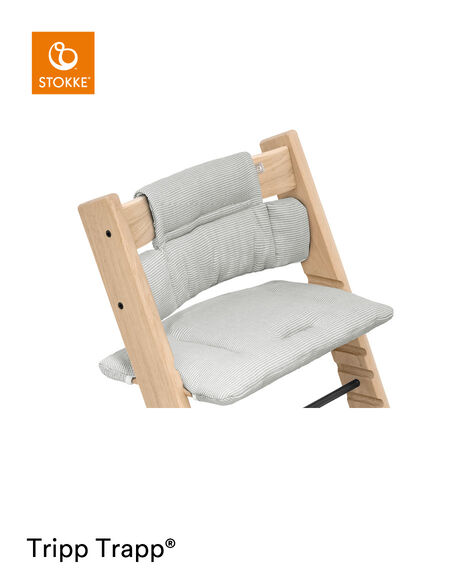 Tripp Trapp® Classic Cushion Nordic Grey, Nordic Grey, mainview view 12