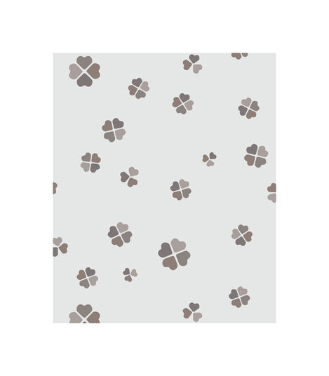Tripp Trapp® Classic Cushion Lucky Grey OCS, Trèfle gris, mainview view 3