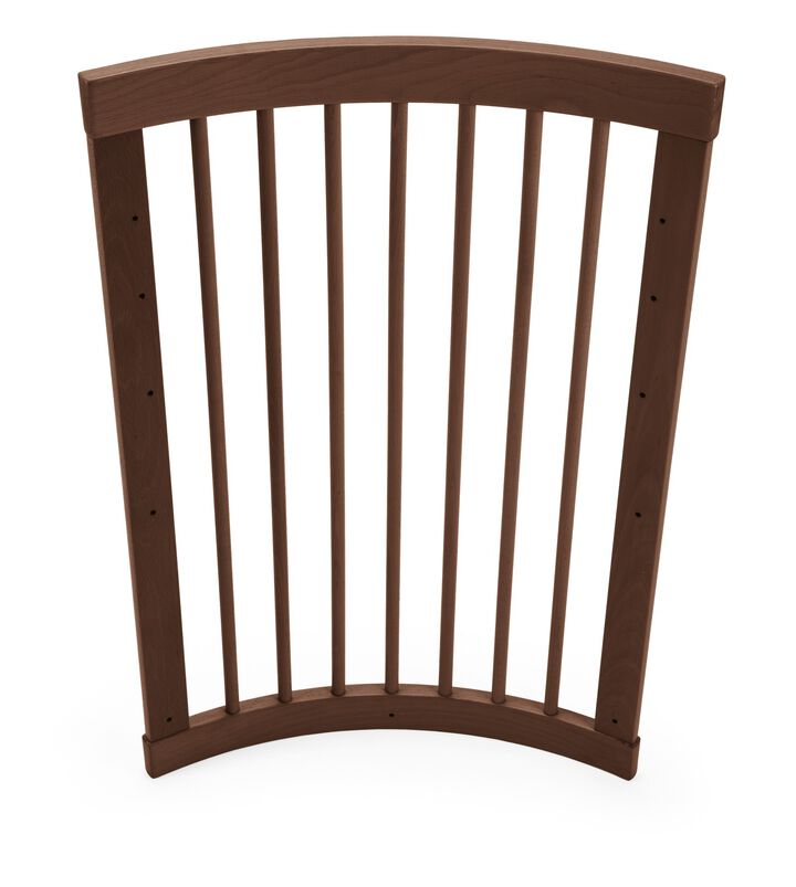Spare part. 112104 Care Side assembly Walnut.