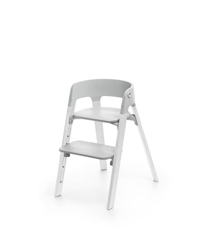 Стул Stokke® Steps™, Oak White, mainview view 11