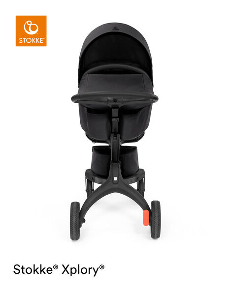 Stokke® Xplory® X Carry Cot Rich Black, Насыщенный черный, mainview view 12