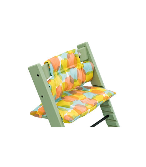 Mina Perhonen x Stokke® - Cushion Collection for Tripp Trapp®. Pomme pattern.