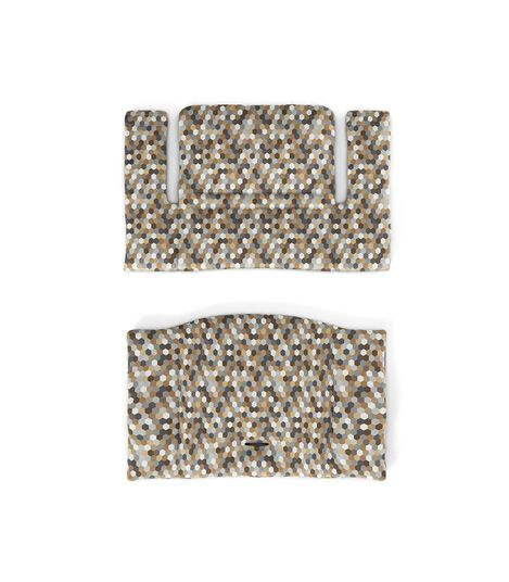 Tripp Trapp® Classic Cushion Honeycomb Calm OCS, Ingetogen honingraatmotief, mainview view 3