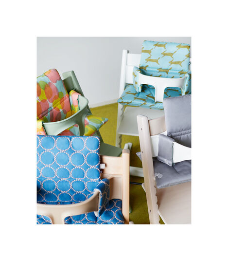 Mina Perhonen x Stokke® - Cushion Collection for Tripp Trapp®. Pattern Collection.