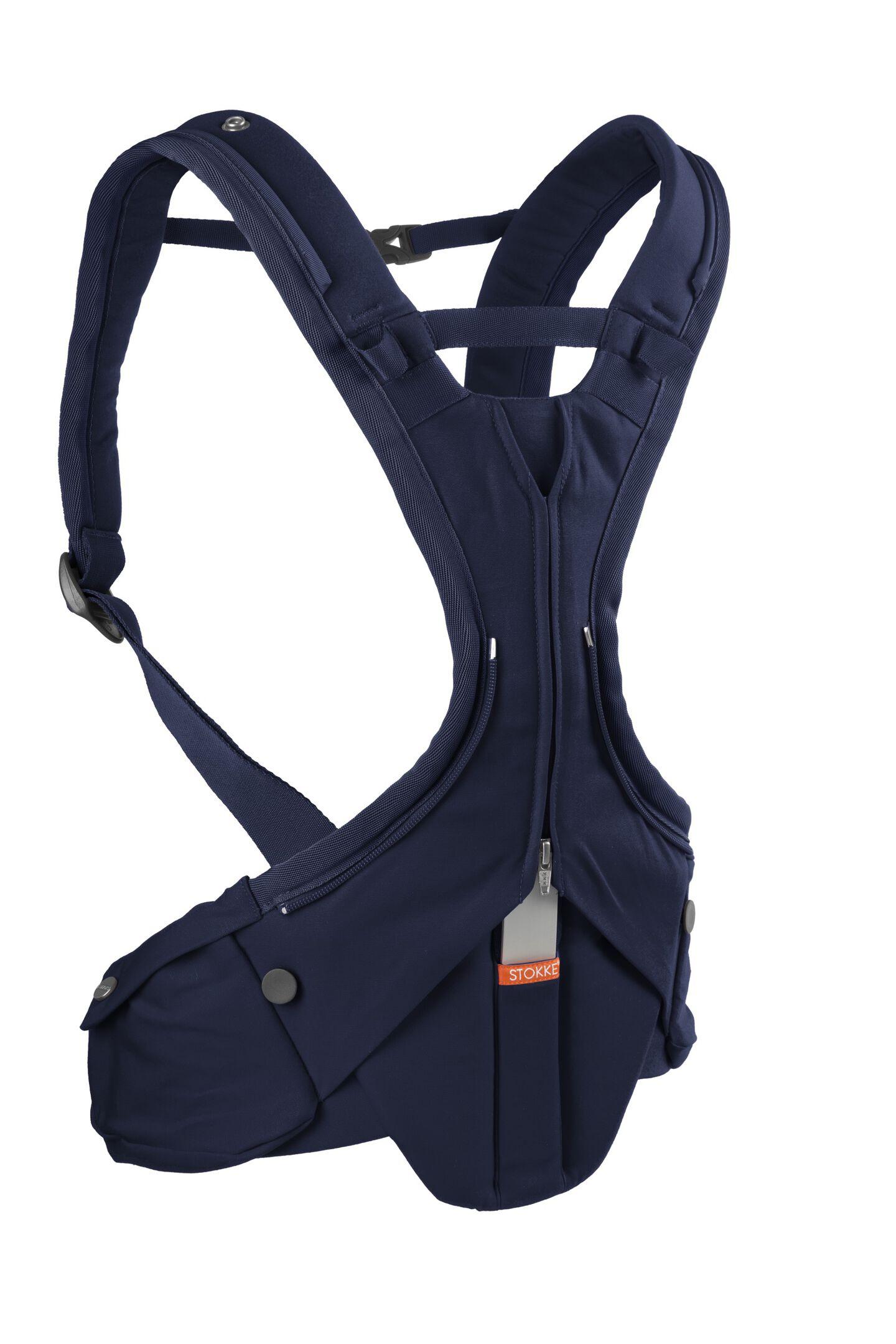 Main Harness, Deep Blue.