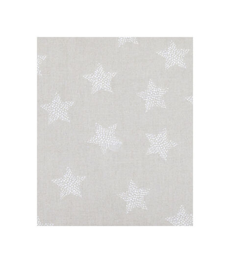 Tripp Trapp® Classic Cushion Star Silver. Textile sample. view 4