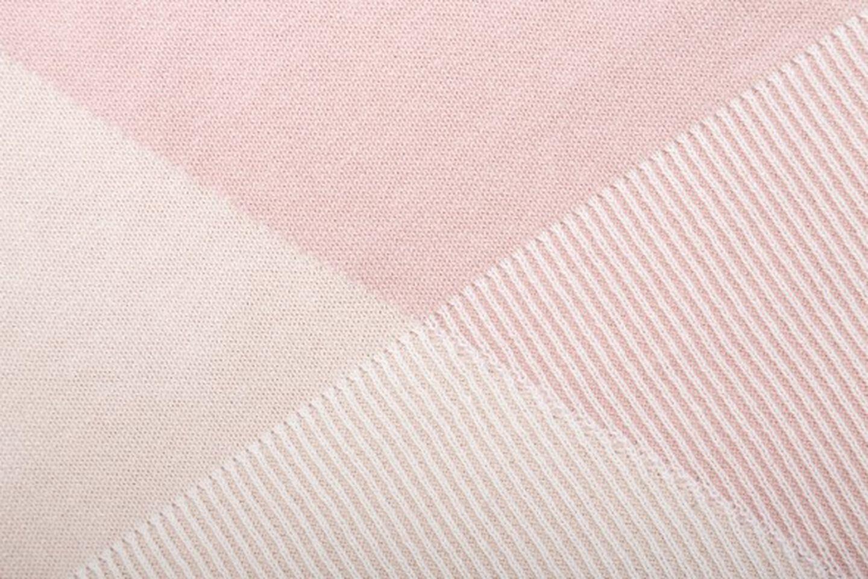 Stokke® Textiles Cotton Knit, Pink. Detail. view 2