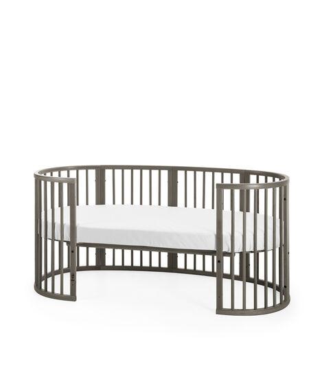 Stokke® Sleepi™ Junior Extension Hazy Grey, Gris Bruma, mainview view 3