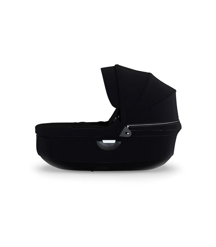 Stokke® Stroller Black Carry Cot Black, Black, mainview view 1