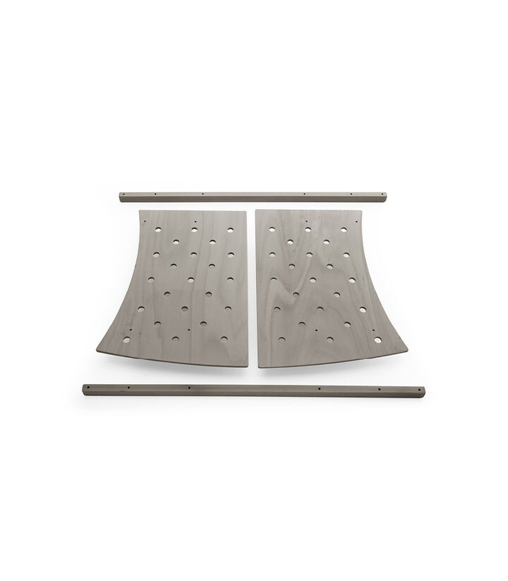 Stokke® Sleepi™ Junior Extension Kit, Hazy Grey, mainview view 1
