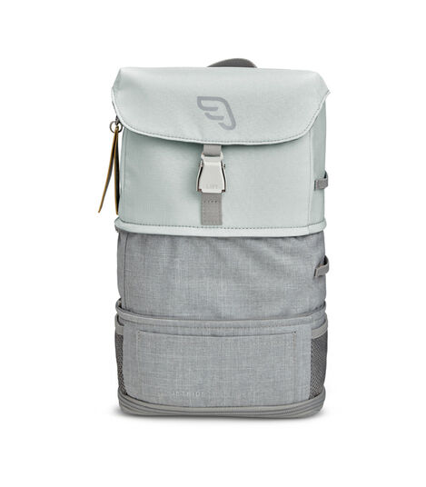 JetKids™ by Stokke® Crew BackPack Green Aurora, expanded view 4