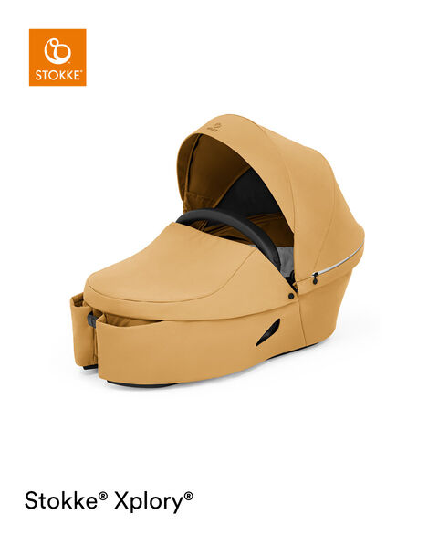 Stokke® Xplory® X Carry Cot Golden Yellow, Золотисто-желтый, mainview view 8