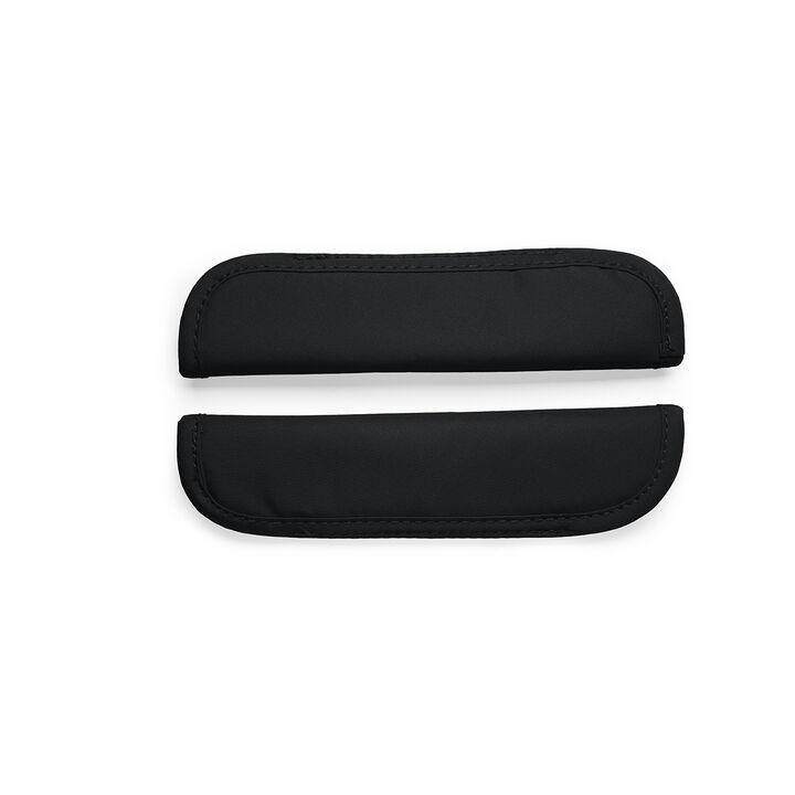 Stokke® Xplory® Sicherheitsgurt Protector, Black, mainview view 1