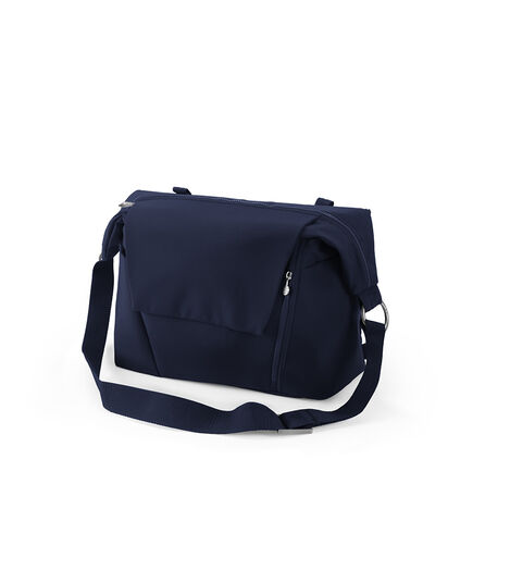 Stokke® Changing Bag Deep Blue, Deep Blue, mainview view 4