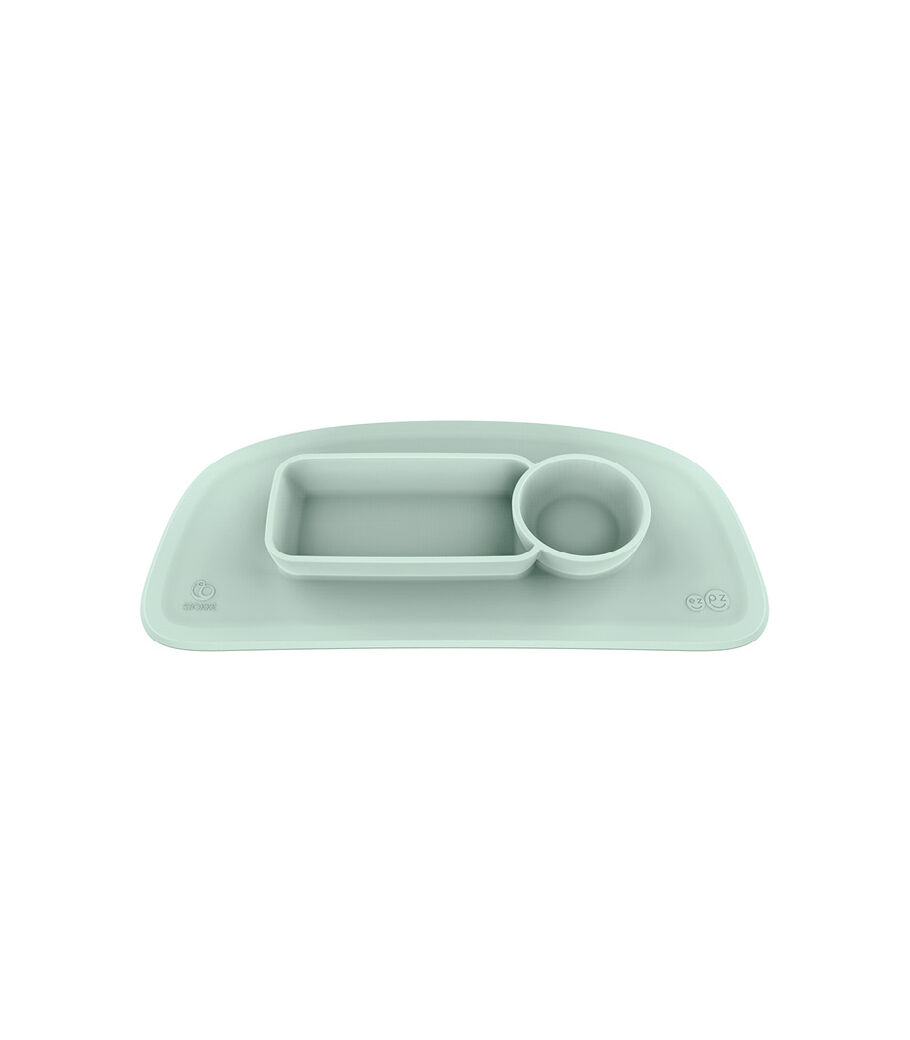 ezpz™ by Stokke™-bordstablett till Stokke®-brickan, Soft Mint, mainview view 7