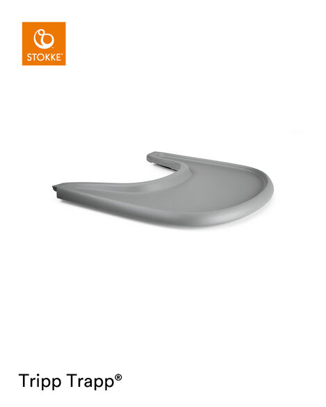 Stokke® Tray, Storm Grey. view 3
