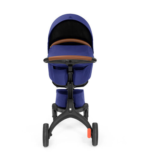 Stokke® Xplory® X Carry Cot Royal Blue, Королевский синий, mainview view 4