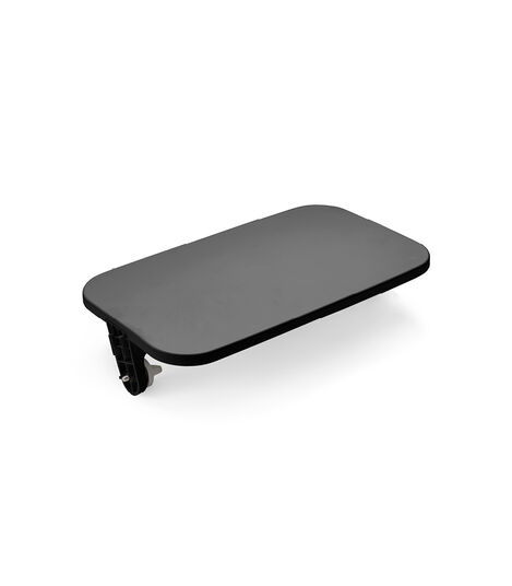 Steps Chair footrest Black. Spare part.