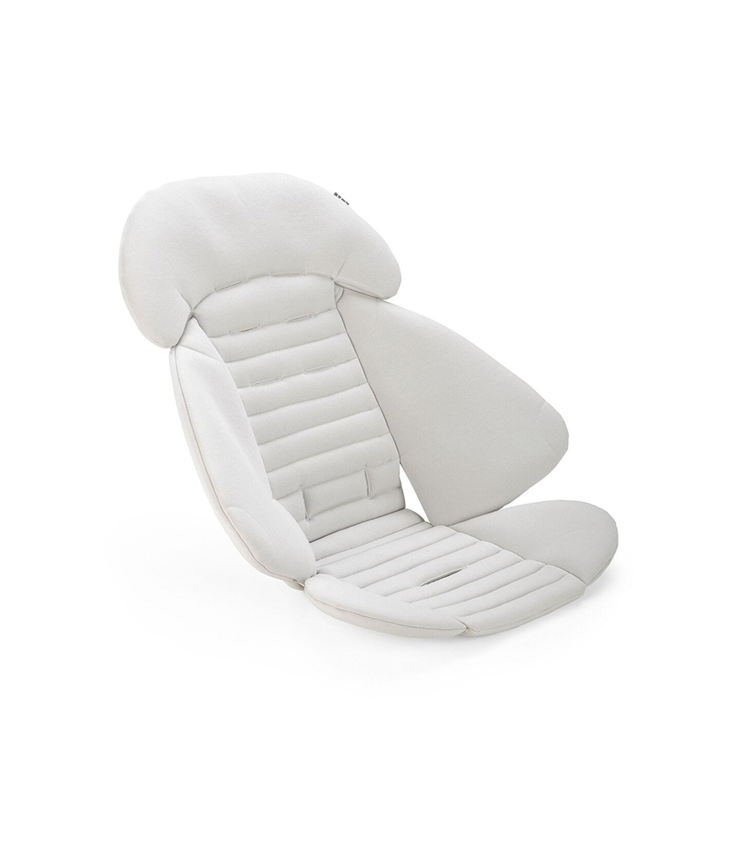 Stokke® kinderwagen inlay voor zitje in kleur Grey, Grey, mainview view 2