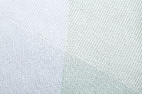 Stokke® Blanket Organic Cotton Knit OCS Mint, Mint, mainview view 3