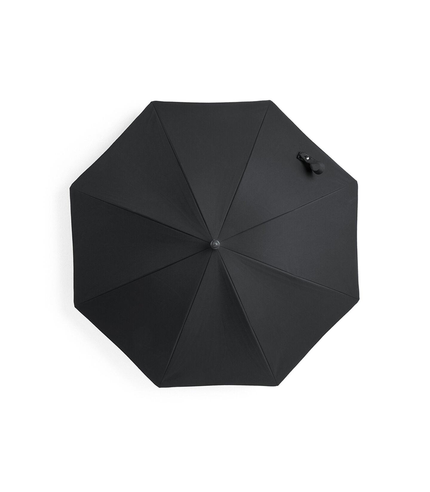 Stokke® Xplory® Black Parasol Black, Black, mainview view 1
