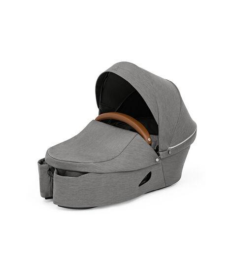 Stokke® Xplory® X Carry Cot Modern Grey, Modern Grey, mainview view 6