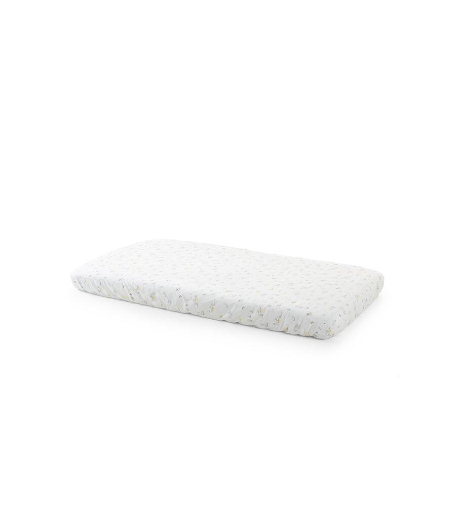 Lot de 2 draps housse pour le lit Stokke® Home™, Motif lapin, mainview view 3