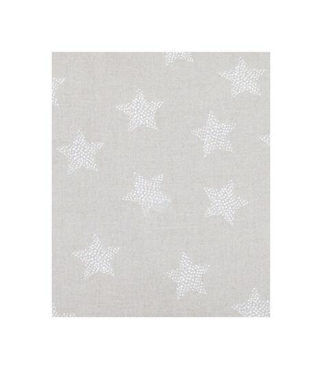 Tripp Trapp® Classic Cushion Star Silver. Textile sample. view 5