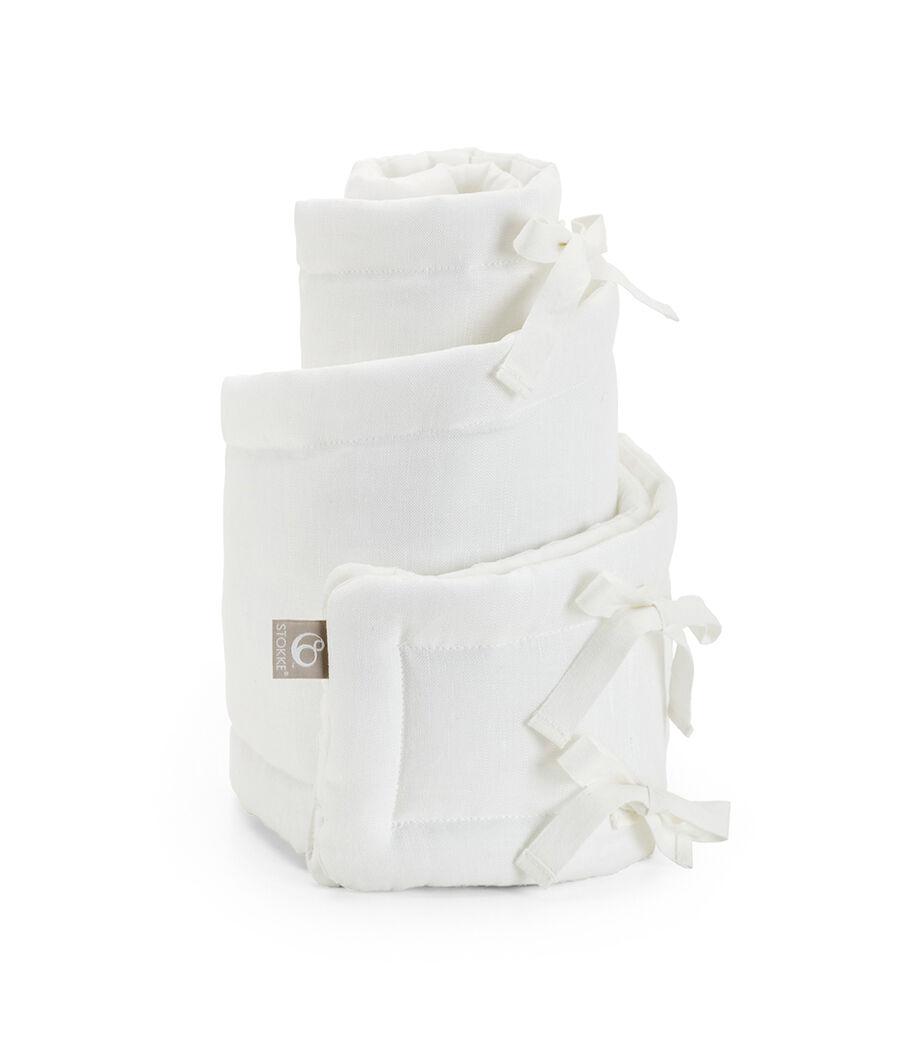 Stokke® Sleepi™ Mini - Ochraniacz do łóżka, White, mainview view 19