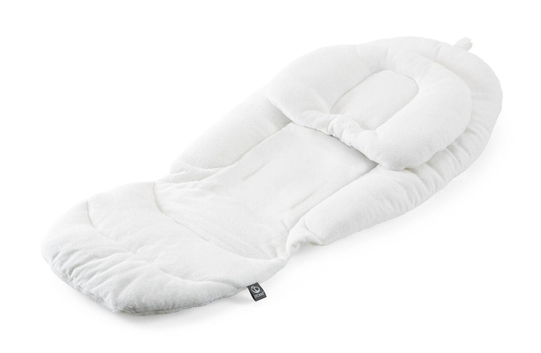 Stokke® Stroller Infant Insert, White.