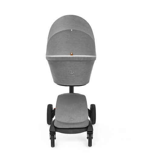 Stokke® Xplory® X Carry Cot Modern Grey, Gris Moderne, mainview view 6