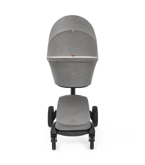 Stokke® Xplory® X Carry Cot Modern Grey, Modern Grey, mainview view 5