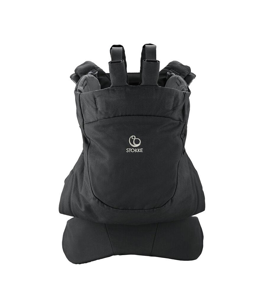 Stokke® MyCarrier™ Back Carrier Black. view 12