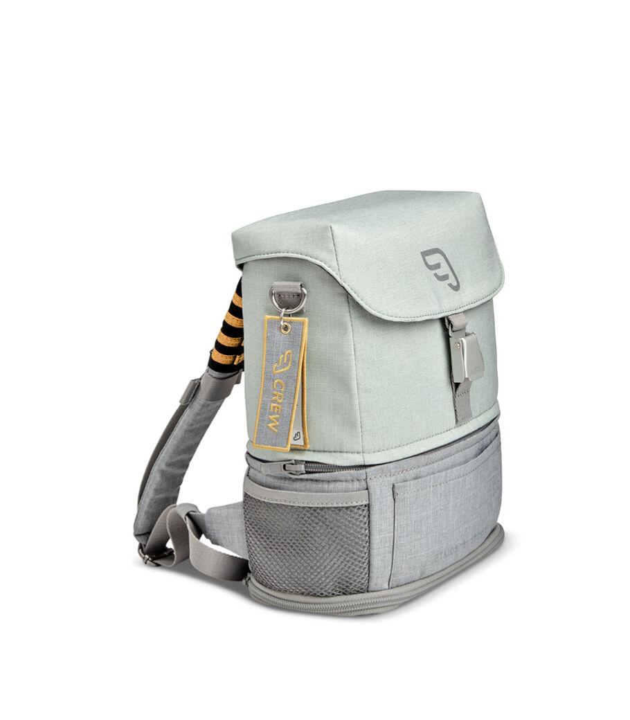 JetKids™ de Stokke® Crew Backpack, Green Aurora, mainview