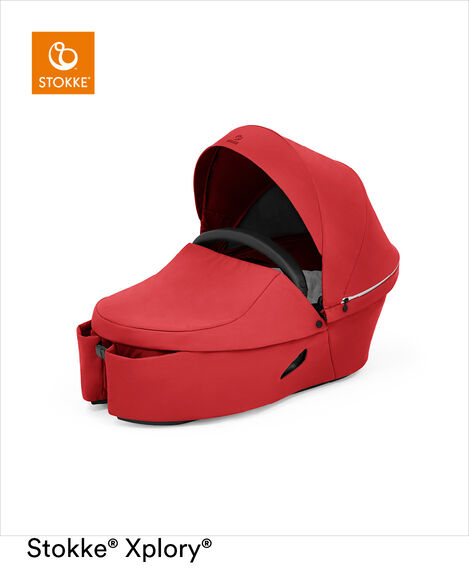 Stokke® Xplory® X Carry Cot Ruby Red, Рубиново-красный, mainview view 12