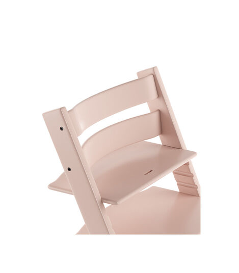 Tripp Trapp® Chair close up 3D rendering Serene Pink