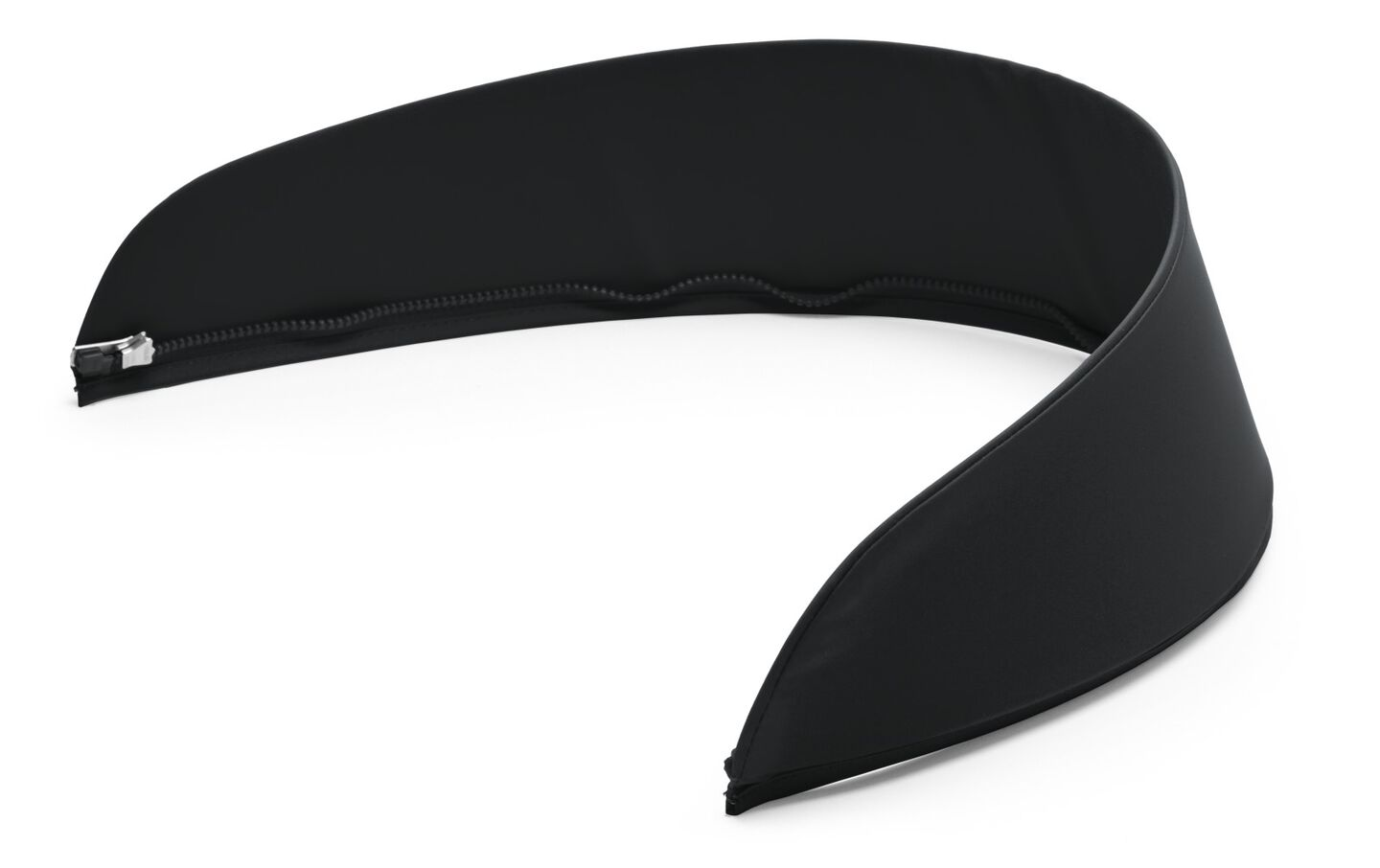 Stokke® Stroller Seat spare part. 184115 Stroller Visor for Hood, Black.