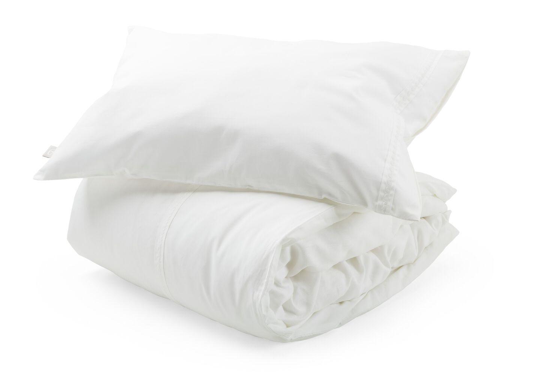 Stokke® Textiles. Bedlinen White.