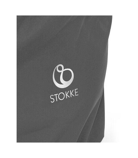 Stokke® Clikk™ Travel Bag, Dark Grey. Closed view 4