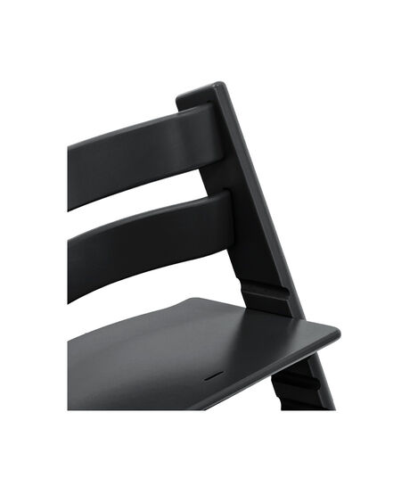 Tripp Trapp® Chair close up 3D rendering Black