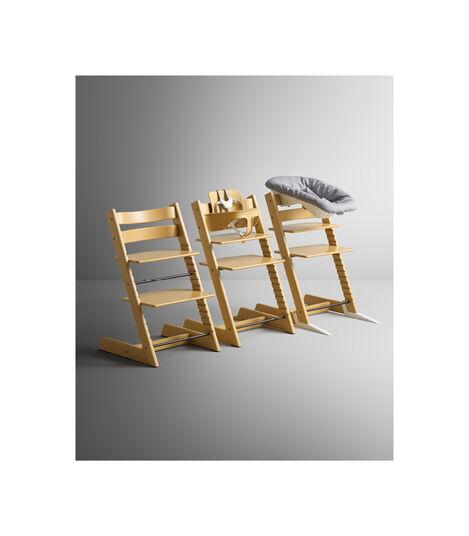 Tripp Trapp® Chair Sunflower Yellow, Sunflower Yellow, mainview view 2