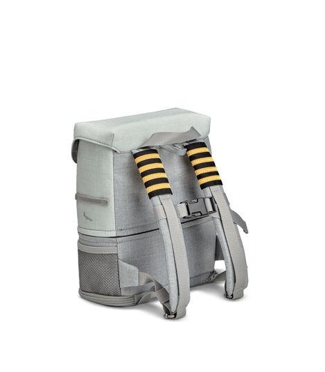 JetKids™ de Stokke® Crew Backpack Green Aurora, Green Aurora, mainview view 3
