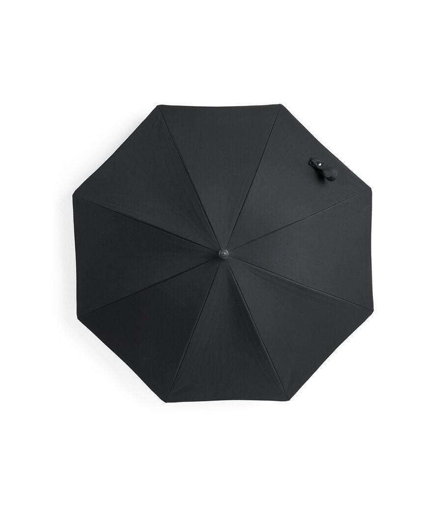 Stokke® Black Cochecitos Sombrilla, Negro, mainview view 36