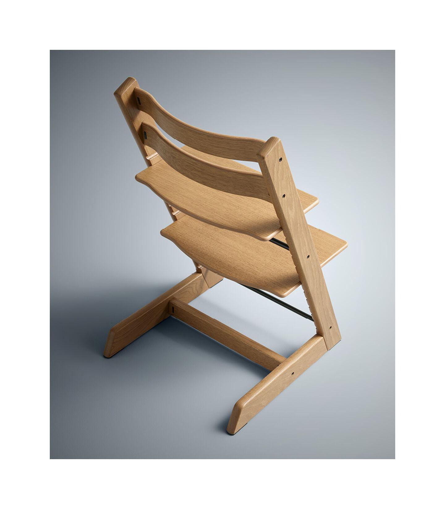 Tripp Trapp® Chair Oak Brown, Oak Brown, mainview view 5